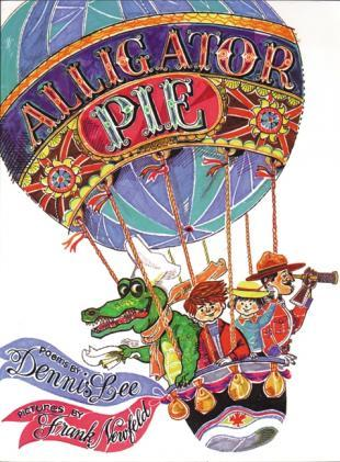Book Cover Alligator Pie