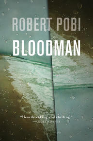 Book Cover Bloodman