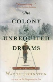 Book Cover Colony of Unrequited Dreams