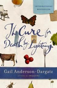 Book Cover Cure for Death by Lightning