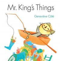 Book Cover Mr King's Things