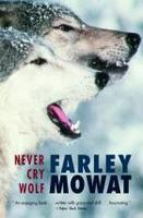 Book Cover Never Cry Wolf