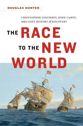 Book Cover Race to the New World