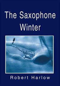 Book Cover Saxophone Winter