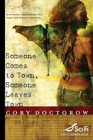 Book Cover Someone Comes to Town Someone Leaves town