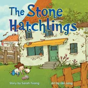 Book Cover The Stone Hatchlings